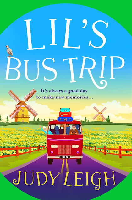 French Village Diaries book review Lil's Bus Trip Judy Leigh