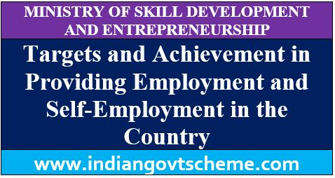 Employment and Self-Employment