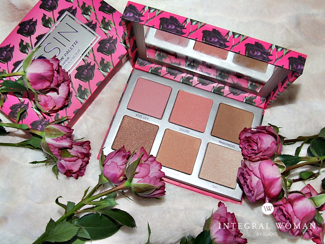 Sin Afterglow Palette Urban Decay_Integral Woman by Gladys_06