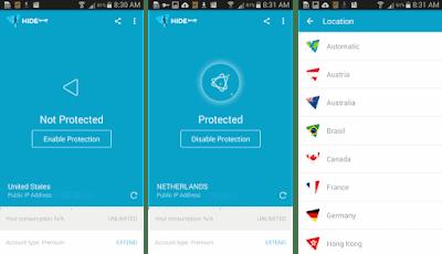 5 Aplikasi VPN Gratis Terbaik Untuk Android (Juni 2019) - Hide.me