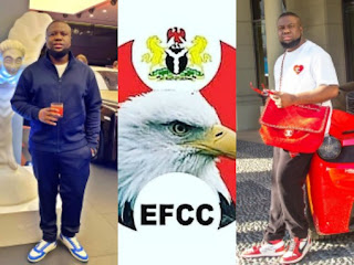 Hushpuppi most wanted by EFCC