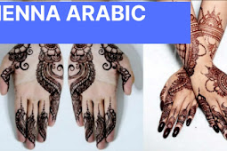 Tutorial Desain Henna Arabic: Simple dan Medium