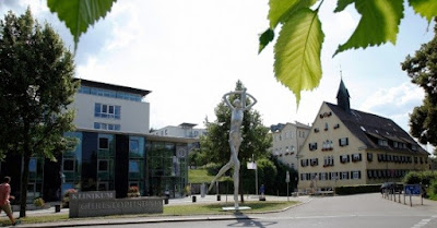 Clinic Christophsbad in Göppingen, photo: Christophsbad