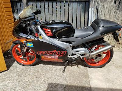 Aprilia RS 125 for sale 2020 some nice bikes on Ebay UK