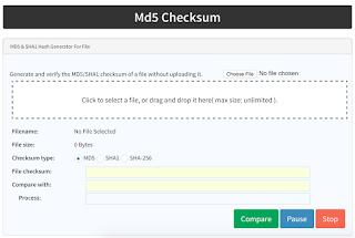MD5 & SHA1,SHA-256 Hash Generator For Big File: MD5 & SHA1
