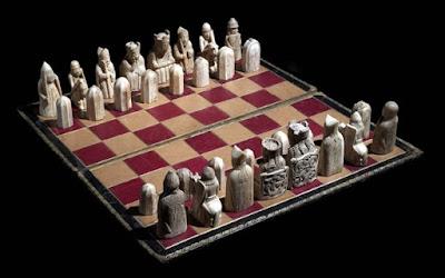 Πύργος σκακιού Lewis: Ένα παράθυρο στον Μεσαίωνα