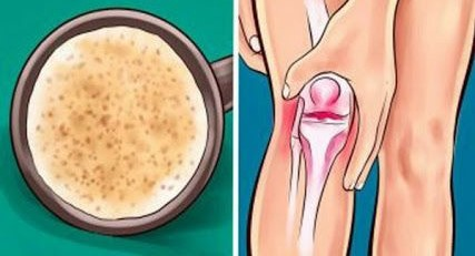 This Drink Will Allow You To Rebuild Your Ligaments, Your Cartilage And Strengthen Your Knees