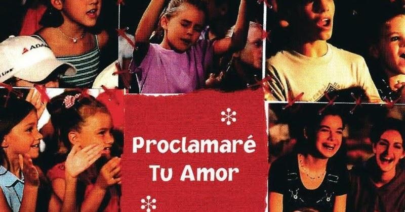 cd proclamare tu amor