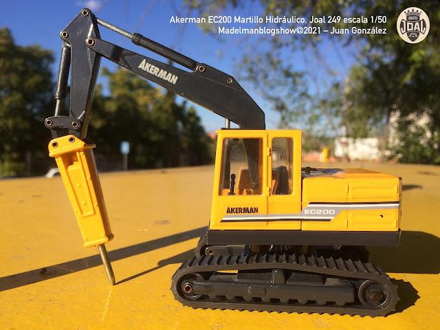 Akerman-EC200-Martillo-Hidráulico-Joal