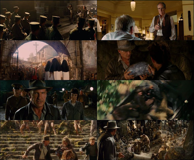 Indiana Jones And The Kingdom Of The Crystal Skull 2008 Dual Audio 720p BluRay