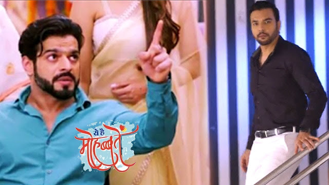 Mindblowing Twist : Real Raman returns new twist for Ishita and imposter in Yeh Hai Mohabbatein