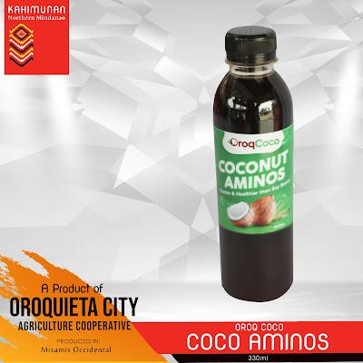 OroqCoco Coco Aminos