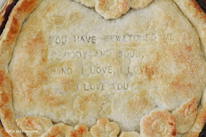 Pie, Pie Decorating Ideas, Mr. Darcy Quotes, Pride and Prejudice, Romantic Quotes