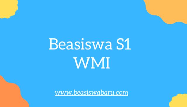 Beasiswa S1 Luar Negeri WMI