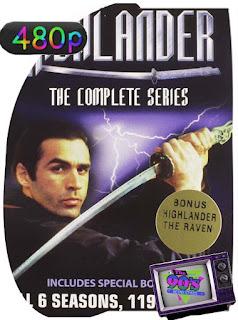 Highlander (1992) Temporada 1-2-3-4-5-6 + Películas [480p] Latino [GoogleDrive] SilvestreHD