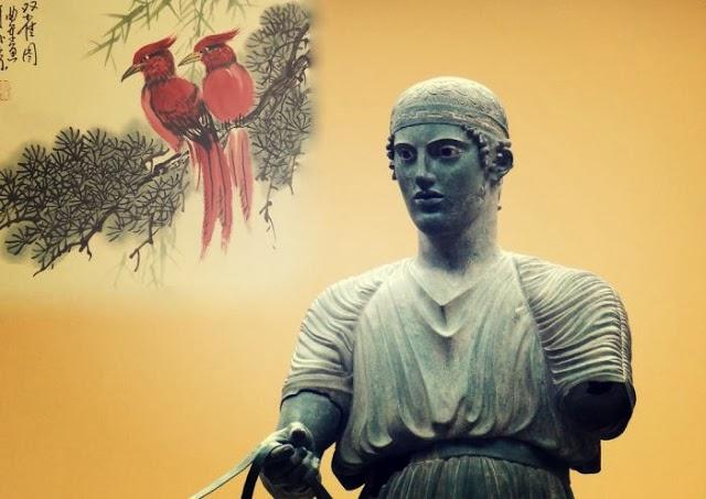 Ενας μύθος για τους Έλληνες και τους Κινέζους