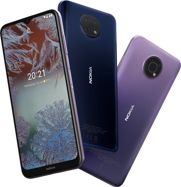 HMD Global Launches Nokia G10, 6.5-Inches Display, 5000mAh Battery