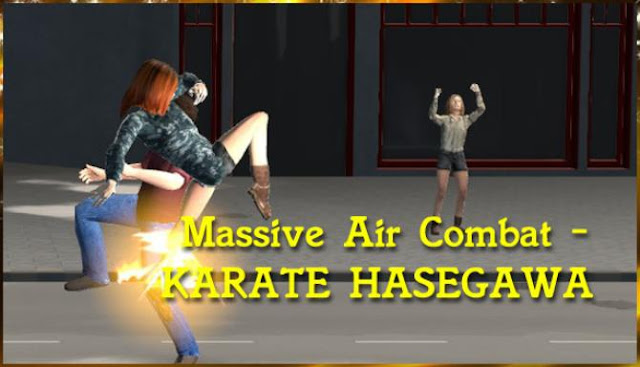Massive Air Combat first of all, it would be necessary to mention that in this game you will control one of the best fighters of all time