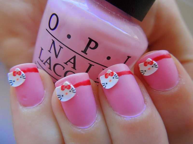 Nail Design 2014: Top 20 Popular Fingernail Designs 2014