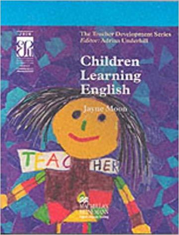 كتاب دليل تعليم الأطفال اللغة الإنجليزية children learning english