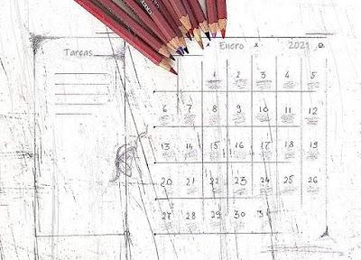 Calendarios GRATIS 2021 para todos los gustos