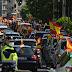 VOX logra colapsar las principales capitales españolas en la primera protesta nacional contra Sánchez e Iglesias