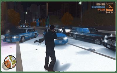 GTA III Dark Edition 0.2.2 - Grand Theft Auto III Mods