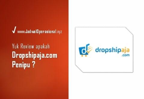 Dropshipaja.com Penipu