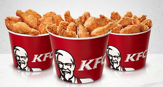 KFC(केंटकीज फ्राईड चिकन )