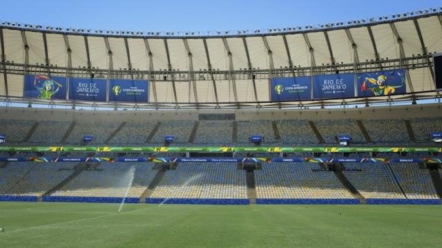 Enquete: você concorda com a realização da Copa América no Brasil? Acesse e responda