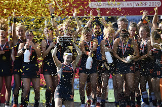 HOCKEY HIERBA - Campeonato de Europa femenino 2019 (Antwerp, Bélgica): Holanda bicampeona y España regresó al podio tras 16 años de sequía