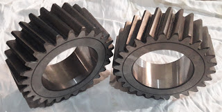 Roots Blower Gear Pair-Twin Lobe roots blower spare parts