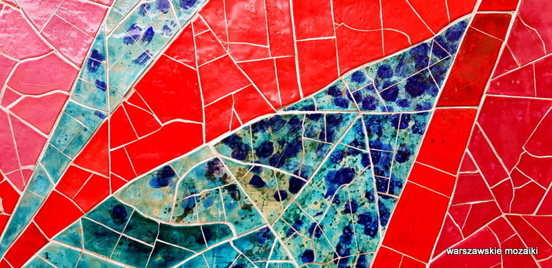 Warszawa Warsaw Żoliborz mozaika mozaiki warszawskie dekoracja design osiedle