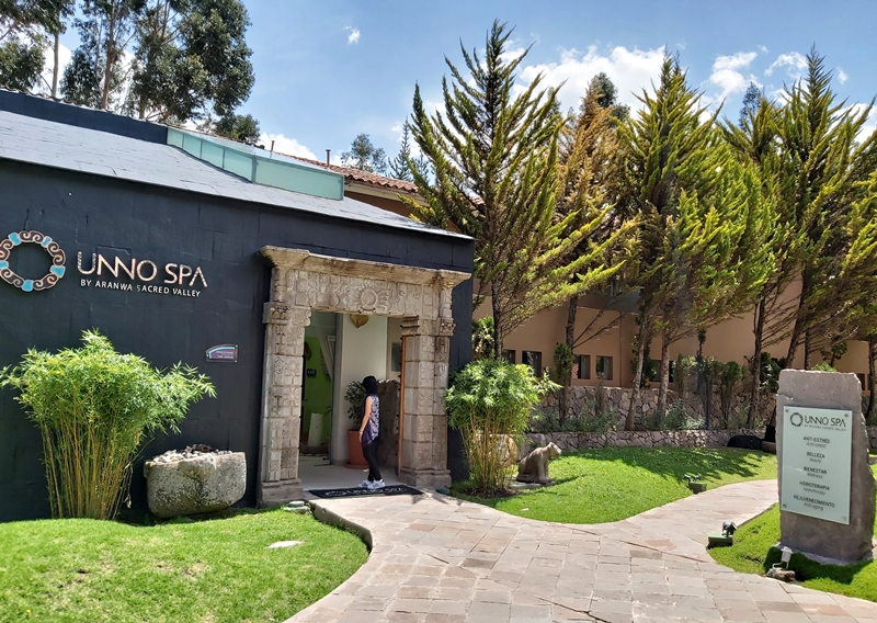Unno Spa, Vale Sagrado, Cusco