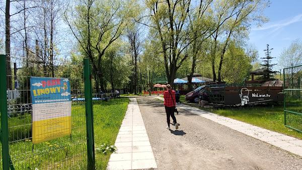 Park Linowy w weekend otwarty
