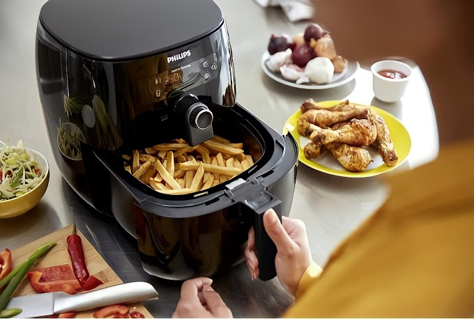 Air-Frying: A Healthy Alternative To your Regular Cooking