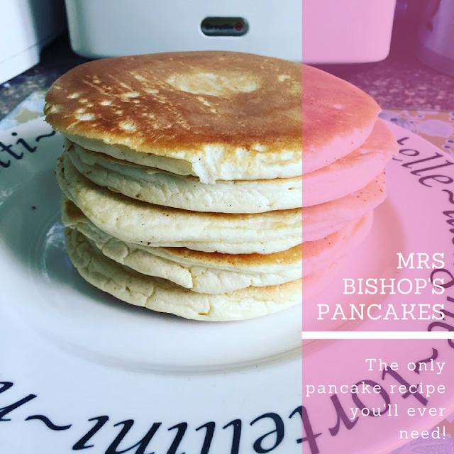 best pancake recipe ever