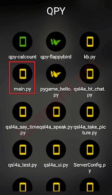 qpython apk android