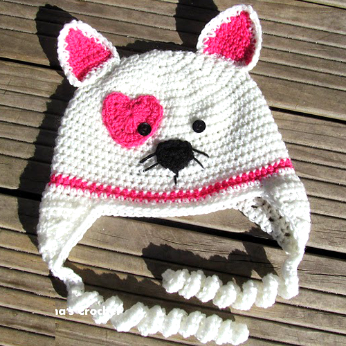 Kitty Hat - Free Pattern