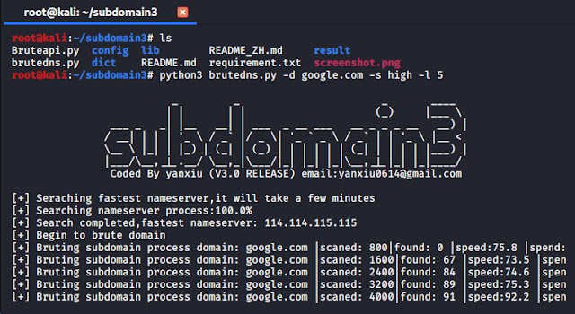 Top 4 Tools For Kali Linux Users To Find Subdomains of Websites