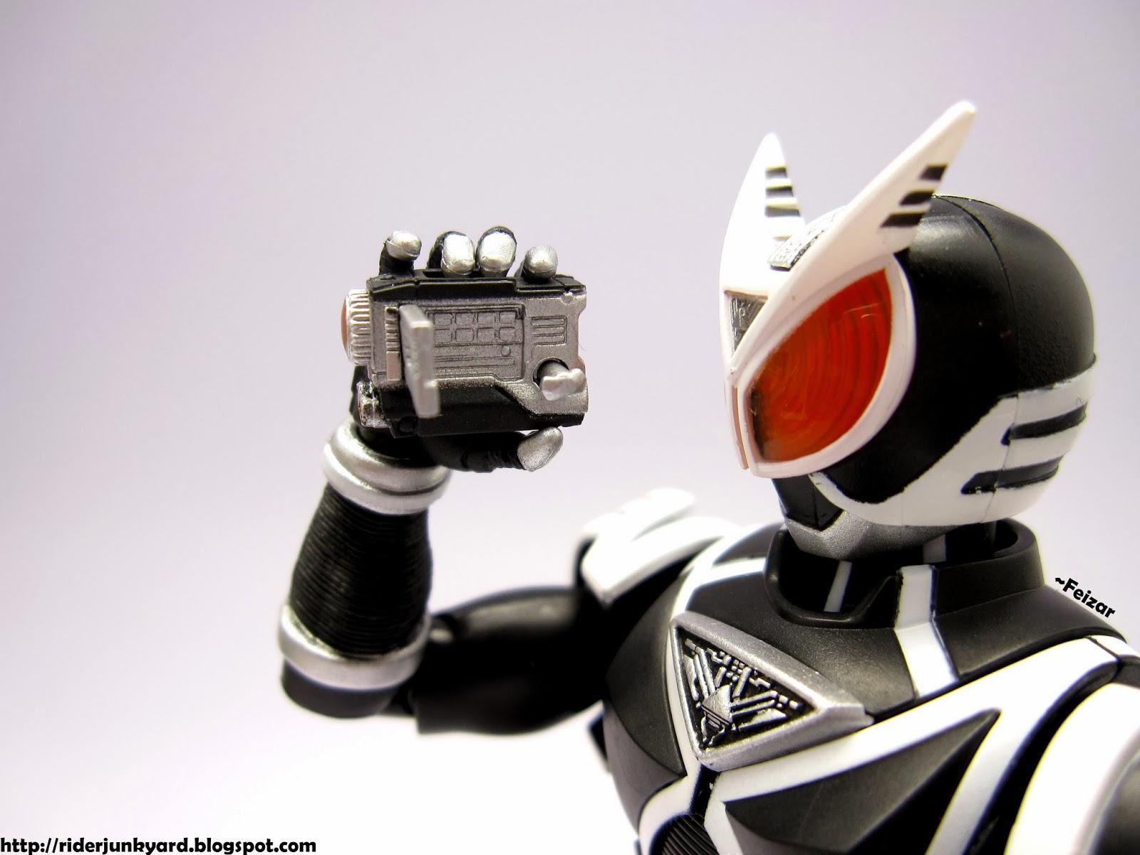 Kamen Rider Delta Belt Rider Junkyard:...