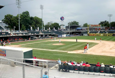 Harrisburg Senators Baseball Game