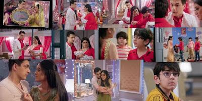 """Yeh Rishhta Kya Kehlata Hai Episode 17th October 2020 Written Update """" Naira-Kartik Makes Kairav Understand Krishna's Position Kairav Behaves Rudely """""""