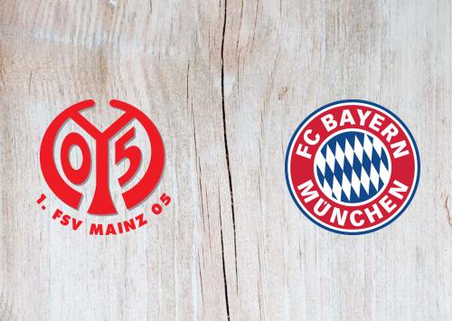 Mainz 05 vs Bayern Munich -Highlights 1 February 2020