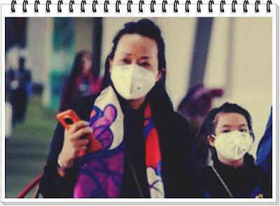 simptome virus sin china diferite fata de simptomele gripei