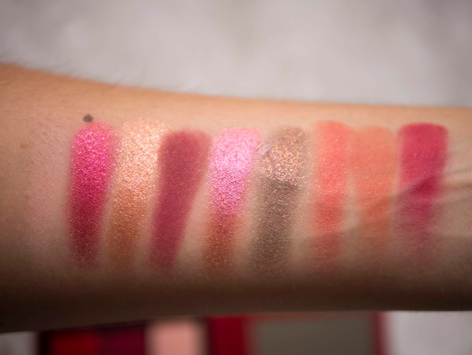 Huda beauty - Obsessions Ruby