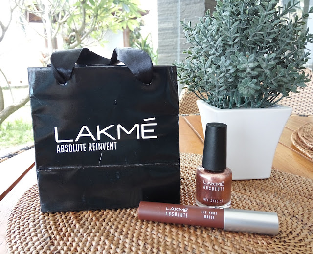 Review Lakme Make Up