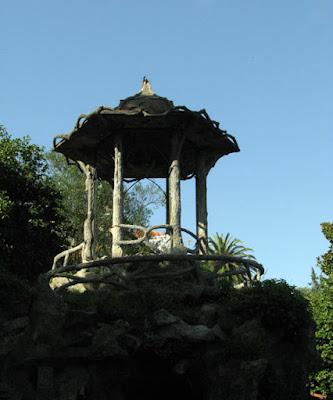 Miradouro no Parque de Dão Roque