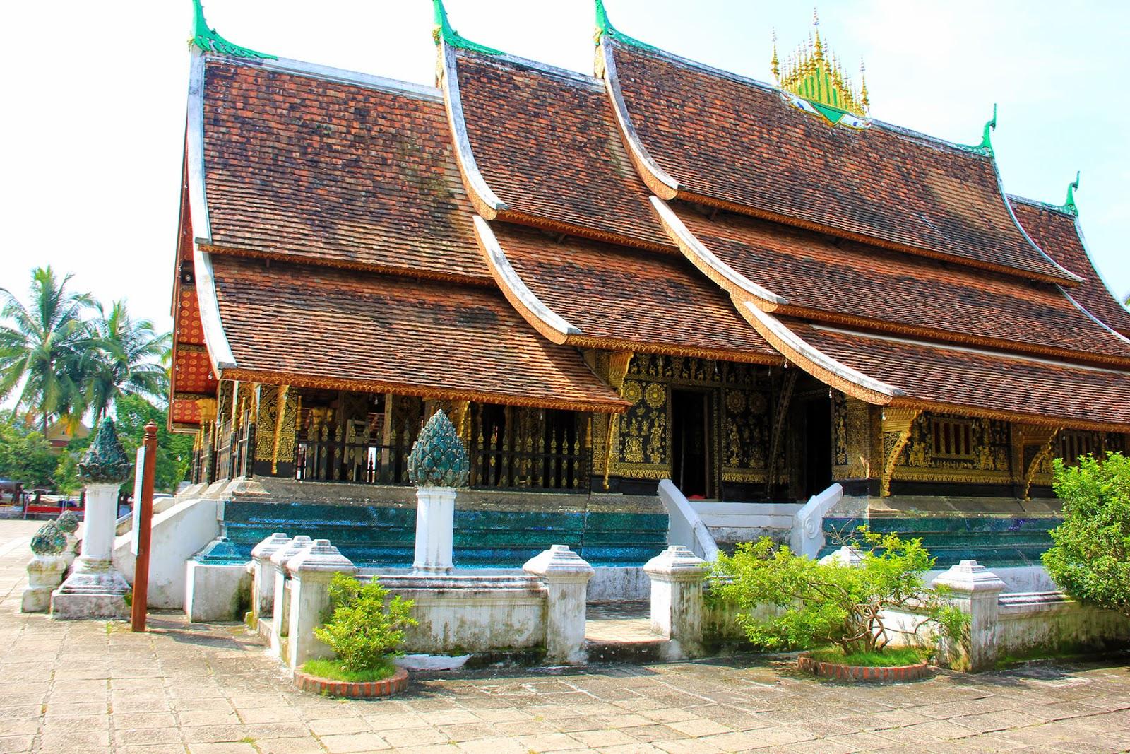 Wat Xieng Thong - Luang Prabang |Wat Xieng Thong Luang Prabang