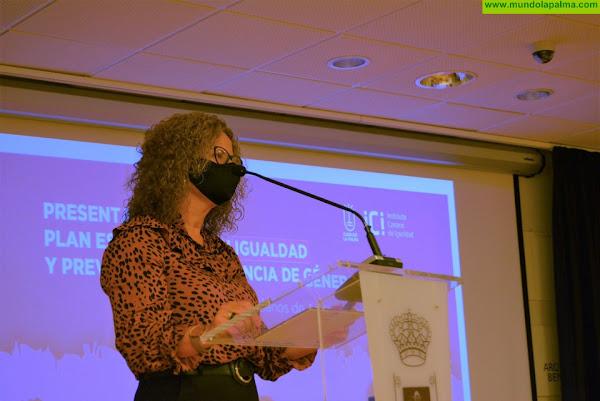 El Cabildo de La Palma elabora un plan para desarrollar políticas de igualdad y prevención de violencia de género en la isla